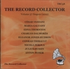 The Record Collector  -  2012     (TRC 38)