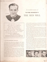 The Red Mill  (Victor Herbert)     (RCA LK-1016)   1951 studio recording