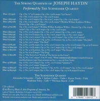 The Schneider Quartet   (Haydn)    (15-Music & Arts 1281)