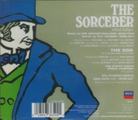 The Sorcerer (Gilbert & Sullivan);  The Zoo  (D'Oyly Carte;  Godfrey; Adams, Palmer, Palmer, Masterson) (2-Decca 473 659)