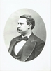Thomas, Theodore  -  unsigned early oval photo