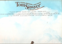 Tom Sawyer          (United Artists UA-LA057F)               Soundtrack LP