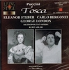 Tosca     (Adler;  Steber, Bergonzi, London)        (2-Living Stage 1108)