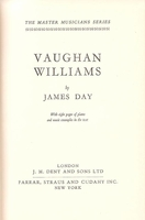 Vaughan Williams     (James Day)
