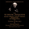 Verdi Requiem  - Toscanini;  Milanov, Bjorling, Castagna  (2-Immortal Performances IPCD 1073)