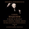 Verdi Requiem - Toscanini;  Milanov, Roswaenge, Thorborg, Moscona   (2-Immortal Performances IPCD  1058)
