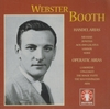 Webster Booth         (Dutton CDLX 7032)