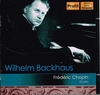 Wilhelm Backhaus   (Chopin)       (Hanssler Profil PH10070)