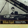 William Kapell  -  Broadcasts, Concert Performances   (3-Marston 53021)