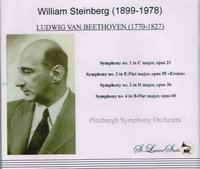 William Steinberg, Vol. I     (2-St Laurent Studio YSL 33-128)