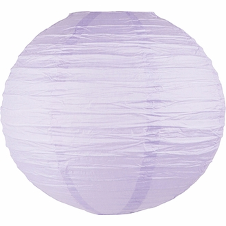 "3"" Lavender Mini Paper Lanterns 10pcs"