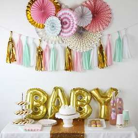 Baby Shower Decorations (All)