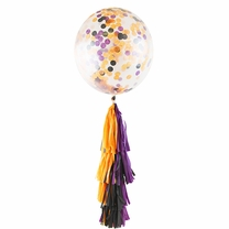 BOO-tiful Tassel Confetti Balloon Decorating Kit