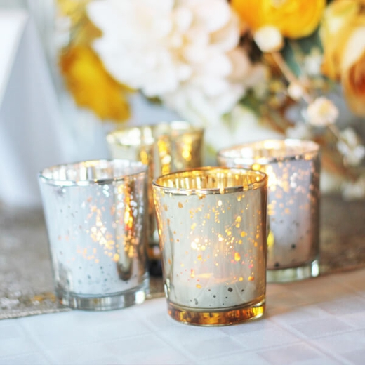 Candles & Vases