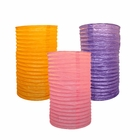Cylinder Shaped Paper Lanterns