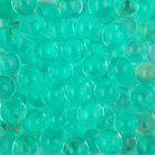 Decorative Floral Water Beads Aqua