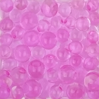 CLEARANCE Decorative Floral Water Beads Pink