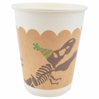 Dinosaur Party Paper Cups 6pcs