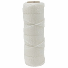 ECO Bakers Twine 55YD 11Ply Solid Metallic White