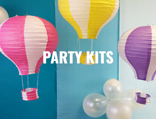 Party Decorating Kits