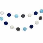 Little Boy Blue Mini Honeycomb Ball Garland Decorating Kit