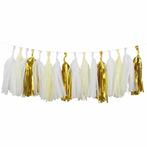 Love Story Tassel Garland Decorating Kit