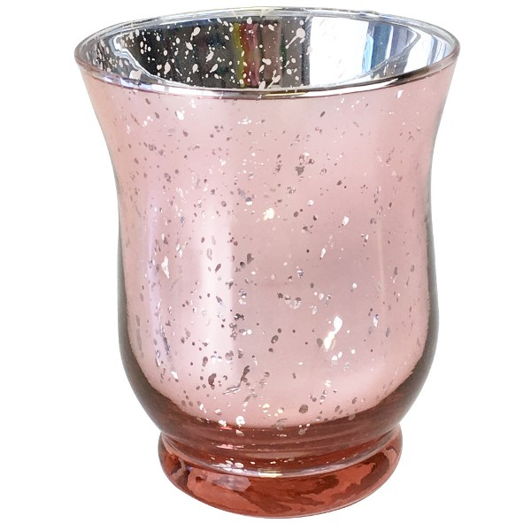 Ideal Mercury Glass Votive Candle Holder 4.5