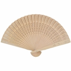 Natural 8inch Sandalwood Hand Fan
