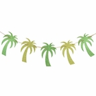 Palm Tree Glitter Garland