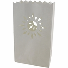 Paper Candle Bag Luminaries Summer Sun (10-pack)