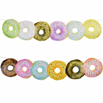 Party Donut Garland
