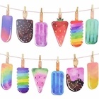Party Popsicle Garland