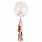 Peach of Cake Tassel Confetti Balloon Decorating Kit