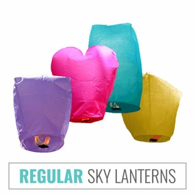 Regular Sky Lanterns
