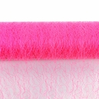 Sisal Mesh Fabric Roll 20in x 5 yards Hot Pink