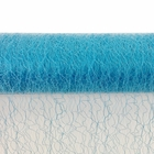 Sisal Mesh Fabric Roll 20in x 5 yards Powder Blue