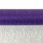 Sisal Mesh Fabric Roll 20in x 5 yards Purple
