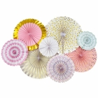 Tea Time Paper Pinwheel Decorating Kit