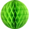 Tissue Paper Honeycomb Ball 6inch Kiwi Green