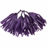 Tissue Paper Tassel Kit 4 Tassels Royal Purple