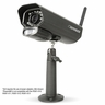 Defender® Digital Wireless Long Range Camera with Night Vision and IR Cut Filter for PHOENIXM2 DVR Security System
