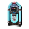 Electrohome® Kinsman™ Jukebox with CD Player, FM Radio, USB & SD Playback and MP3 Input (EAJUK500)