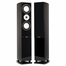 Fluance High Performance Three-way Floorstanding Loudspeakers - Dark Walnut (XL7F-DW)<!--XL7F-DW-->