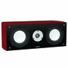 Fluance High Performance Two-way Center Channel Speaker - Mahogany (XL7C)