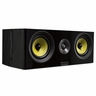 Fluance Signature Series HiFi Two-way Center Channel Speaker for Home Theater - Onyx Black (HFC)