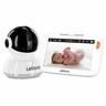 "Levana® Willow™ 5"" Touchscreen High Definition Pan/Tilt/Zoom Video Baby Monitor with Feeding/Nap Timer, Temperature Alerts, Lullabies, Nature Sounds and Split or Quad Screen View (32201)"