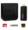 Nyrius ARIES Prime Digital Wireless HDMI Transmitter & Receiver System for HD 1080p 3D Video Streaming, Laptops, PC, Cablebox, Satellite, Blu-ray, DVD, PS3, PS4, Xbox, Xbox One (NPCS549)