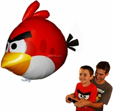 Remote Controlled Flying Angry Birds Air Swimmers Turbo (AS010)