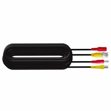 SVAT 65ft In-Wall, Fire-Rated UL/FT4 Certified Surveillance Camera Extension Cable - 11008