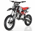 Apollo DB-X18 Ultra-Elite 125cc Pit / Dirt Motorcycle. -With Twin-Spar Tubular Frame (Compare to Honda) -